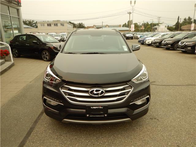 2018 Hyundai Santa Fe Sport 2.0T (Stk: N18-0102P) in Chilliwack - Image 2 of 18