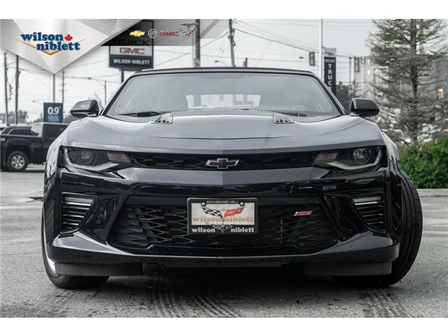 2018 Chevrolet Camaro 2SS (Stk: 141219) in Richmond Hill - Image 2 of 21
