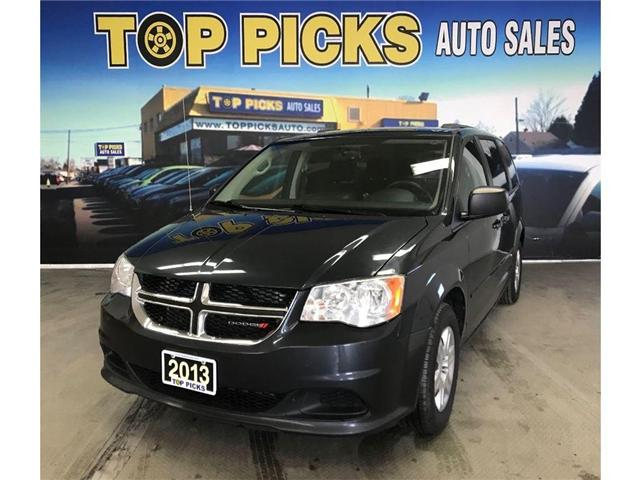 2013 Dodge Grand Caravan SE/SXT (Stk: 697278) in NORTH BAY - Image 1 of 17