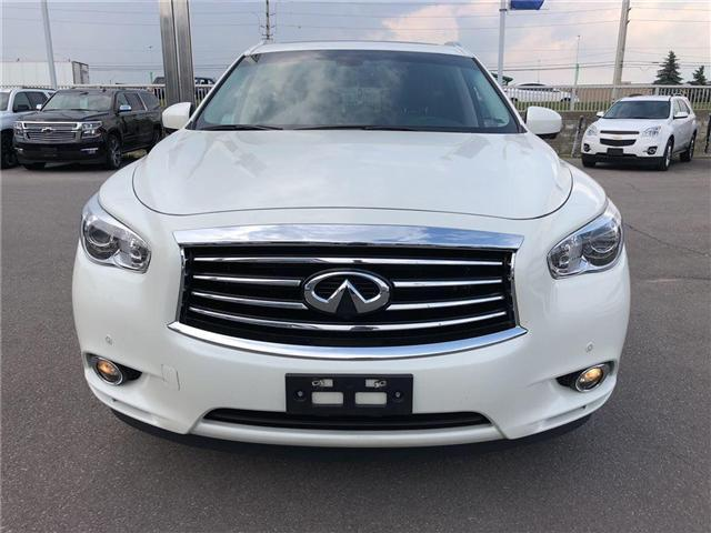 2015 Infiniti QX60 Base|NAV|LEATHER|SUNROOF|REAR CAMERA| (Stk: 383830A) in BRAMPTON - Image 2 of 22