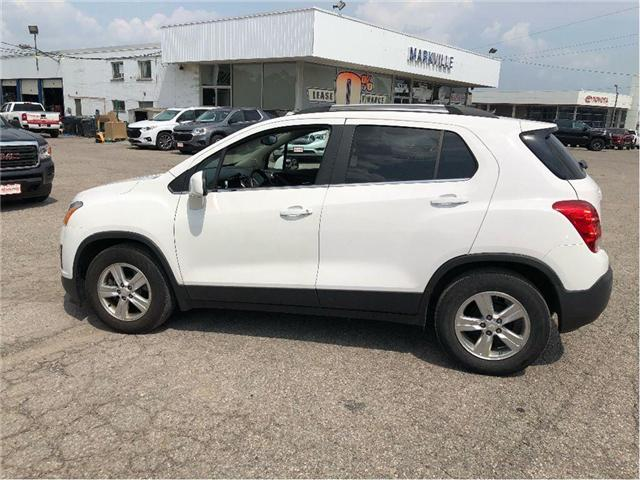2014 Chevrolet Trax LT-FWD-GM CERTIFIED PRE-OWNED-1 OWNER (Stk: P6232) in Markham - Image 2 of 13