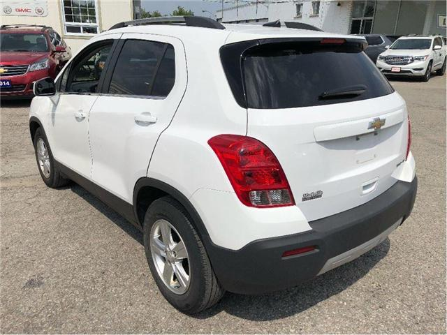 2014 Chevrolet Trax LT-FWD-GM CERTIFIED PRE-OWNED-1 OWNER (Stk: P6232) in Markham - Image 3 of 13