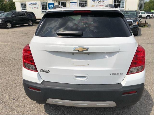 2014 Chevrolet Trax LT-FWD-GM CERTIFIED PRE-OWNED-1 OWNER (Stk: P6232) in Markham - Image 4 of 13