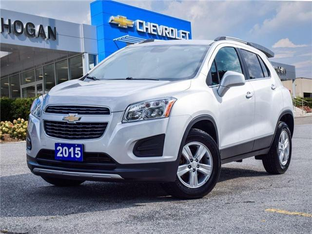 2015 Chevrolet Trax 2LT (Stk: WN219665) in Scarborough - Image 1 of 24