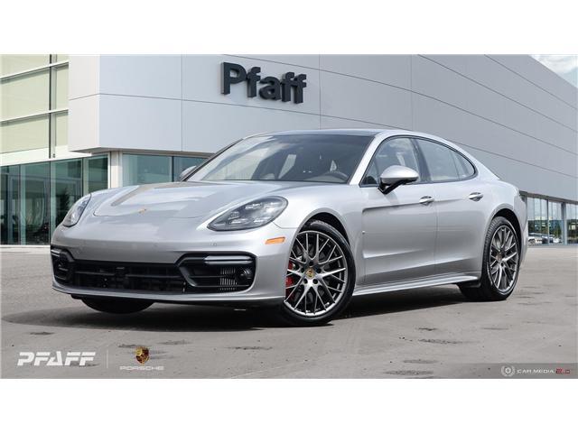 2018 Porsche Panamera Turbo (Stk: P12808) in Vaughan - Image 1 of 25