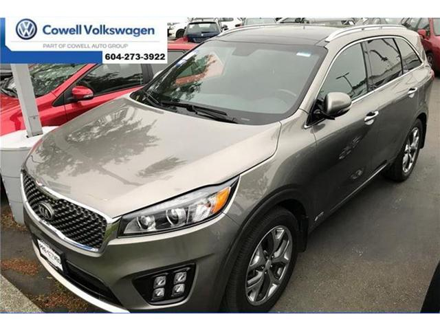 2016 Kia Sorento 2.0L SX (Stk: V1689726V) in Richmond - Image 1 of 20