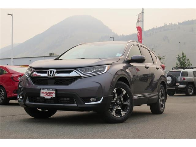 2018 Honda CR-V Touring (Stk: N14077) in Kamloops - Image 1 of 20