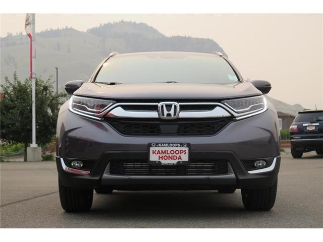 2018 Honda CR-V Touring (Stk: N14077) in Kamloops - Image 2 of 20