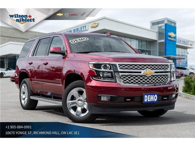 2017 Chevrolet Tahoe LT (Stk: 287758) in Richmond Hill - Image 1 of 20