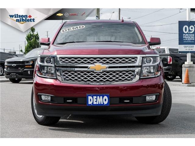 2017 Chevrolet Tahoe LT (Stk: 287758) in Richmond Hill - Image 2 of 20