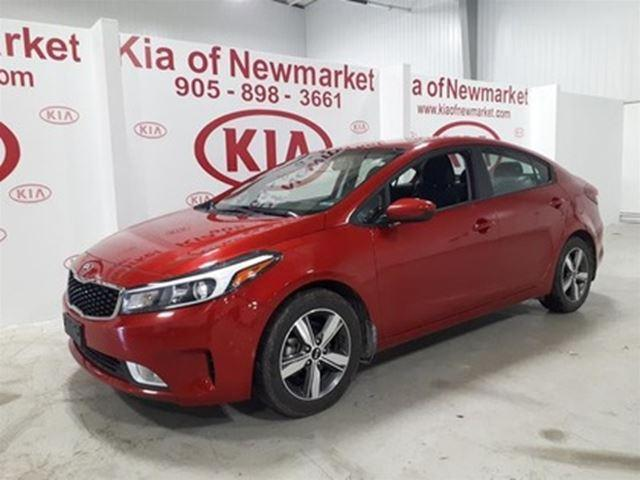 2018 Kia Forte LX+ (Stk: P0592) in Newmarket - Image 1 of 14