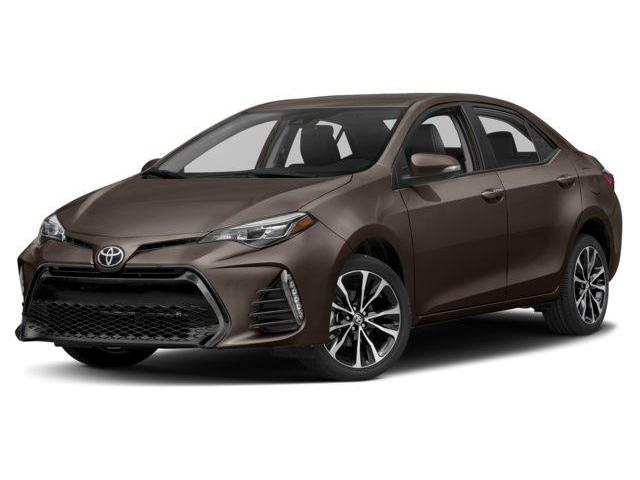 2019 Toyota Corolla SE Upgrade Package (Stk: 19015) in Brandon - Image 1 of 9