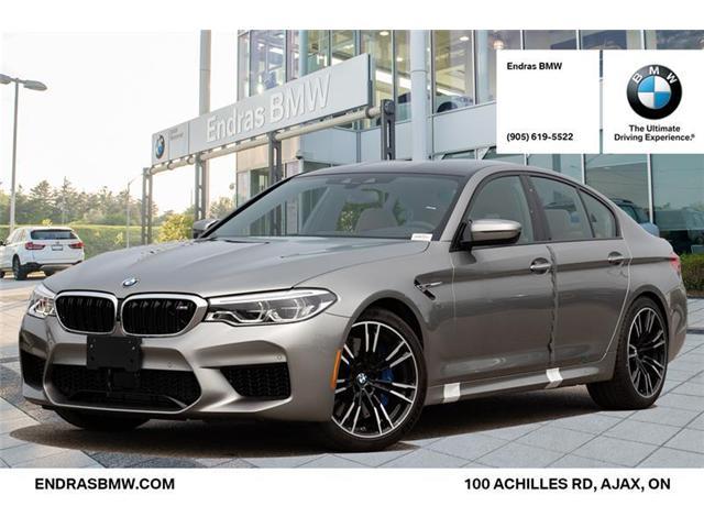 2018 BMW M5 Base (Stk: 52380) in Ajax - Image 1 of 22