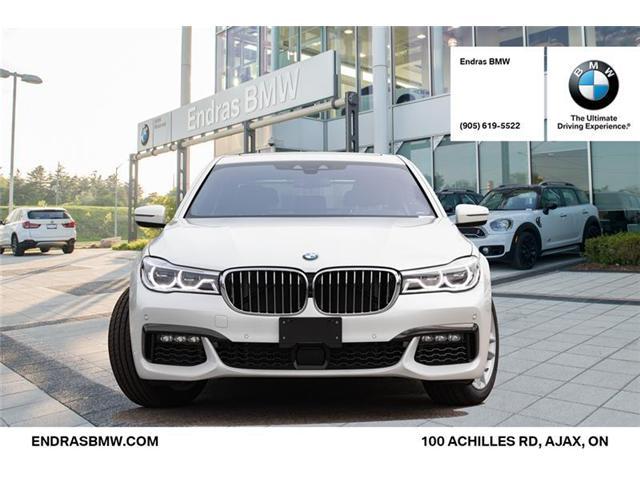 2019 BMW 750i xDrive (Stk: 70212) in Ajax - Image 2 of 22
