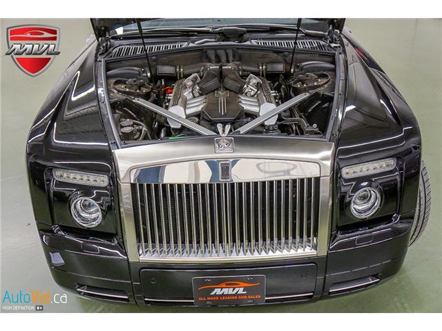 2009 Rolls-Royce Phantom   (Stk: ) in Oakville - Image 41 of 42