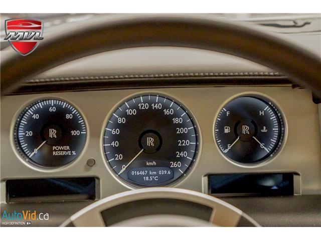2009 Rolls-Royce Phantom   (Stk: ) in Oakville - Image 25 of 42