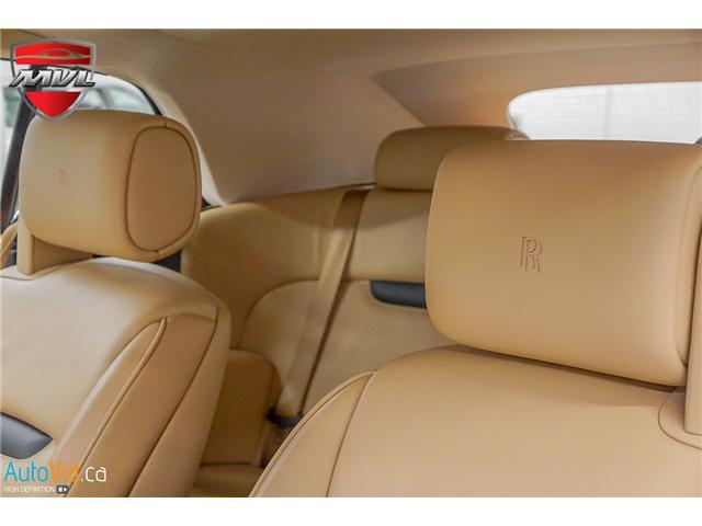 2009 Rolls-Royce Phantom   (Stk: ) in Oakville - Image 36 of 42