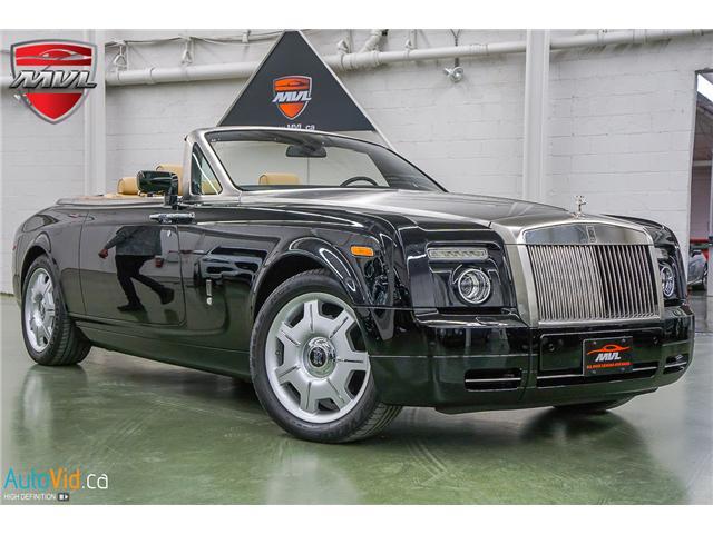 2009 Rolls-Royce Phantom   (Stk: ) in Oakville - Image 42 of 42
