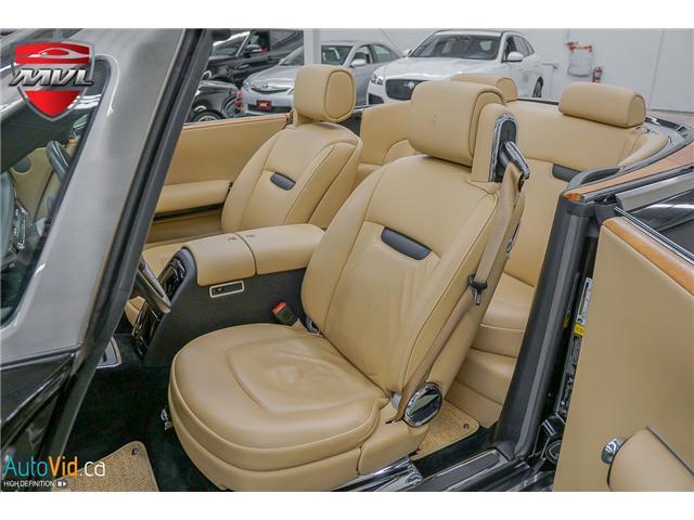 2009 Rolls-Royce Phantom   (Stk: ) in Oakville - Image 20 of 42