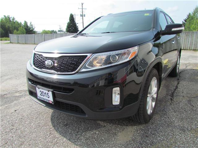 2015 Kia Sorento  (Stk: HH184A) in Bracebridge - Image 3 of 13