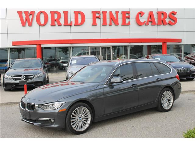2015 BMW 328d xDrive Touring (Stk: 16438) in Toronto - Image 1 of 26