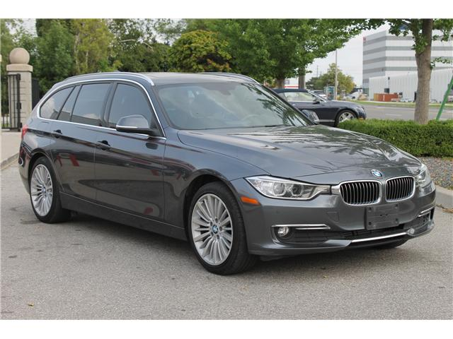 2015 BMW 328d xDrive Touring (Stk: 16438) in Toronto - Image 3 of 26