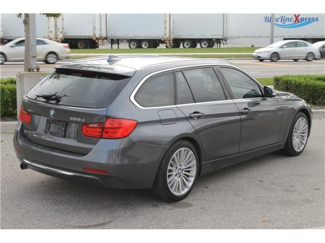 2015 BMW 328d xDrive Touring (Stk: 16438) in Toronto - Image 5 of 26