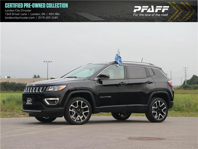 2017 Jeep Compass Limited (Stk: U8514) in London - Image 1 of 25