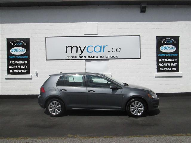 2015 Volkswagen Golf 1.8 TSI Comfortline (Stk: 181102) in Richmond - Image 1 of 11