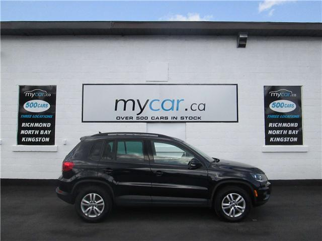 2015 Volkswagen Tiguan Trendline (Stk: 181124) in Richmond - Image 1 of 12