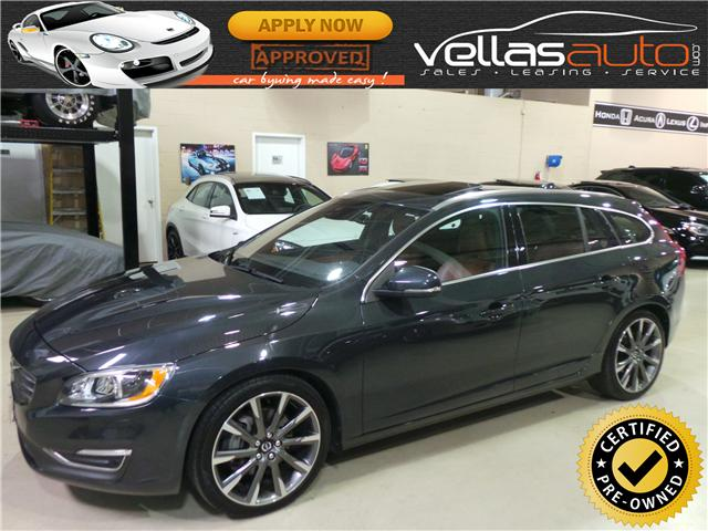 2015 Volvo V60  (Stk: NP6477) in Vaughan - Image 1 of 28