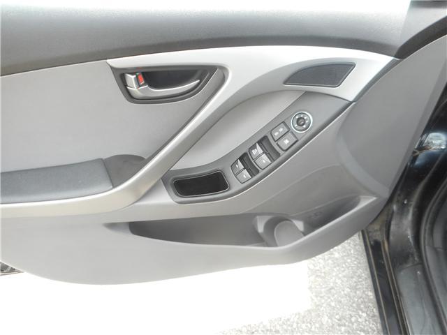 2014 Hyundai Elantra L (Stk: NC ) in Cameron - Image 6 of 9