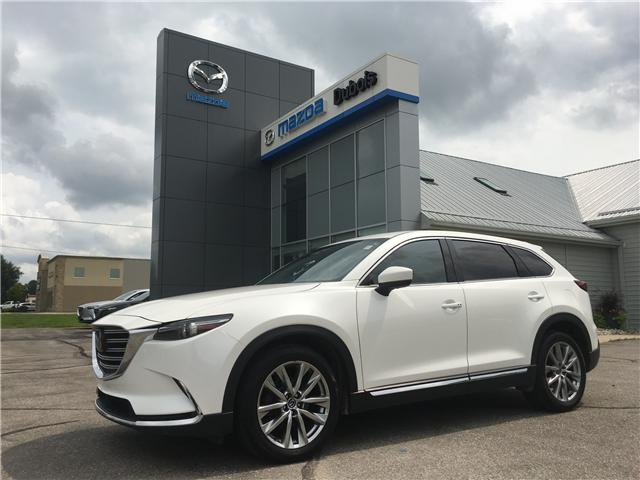 2016 Mazda CX-9 Signature (Stk: UT273) in Woodstock - Image 1 of 27