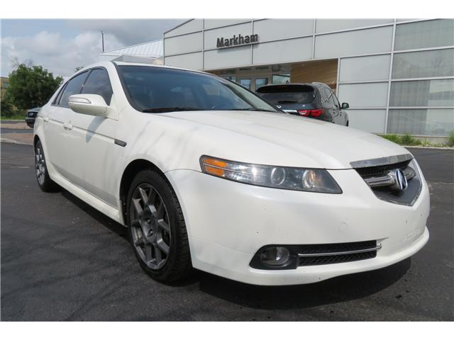 Acura TL Type S ASIS Super Saver At For Sale In Markham - Acura type s for sale