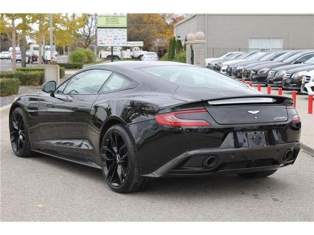 2015 Aston Martin Vanquish Carbon Black Edition At 169800 For Sale