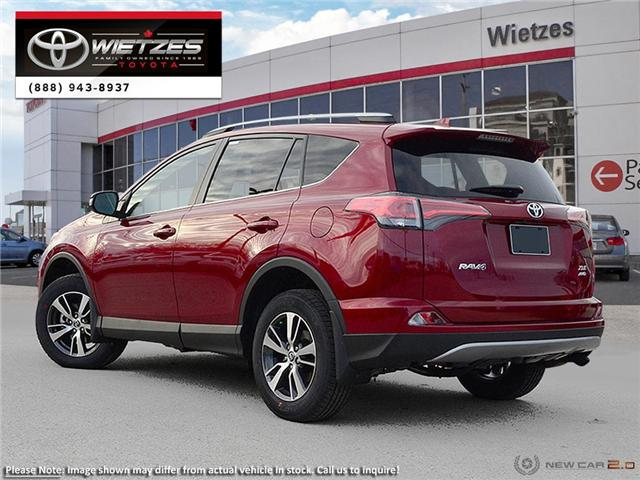 2018 Toyota RAV4 AWD XLE (Stk: 67112) in Vaughan - Image 4 of 25