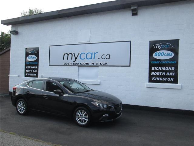 2015 Mazda Mazda3 GS (Stk: 181138) in Richmond - Image 2 of 12