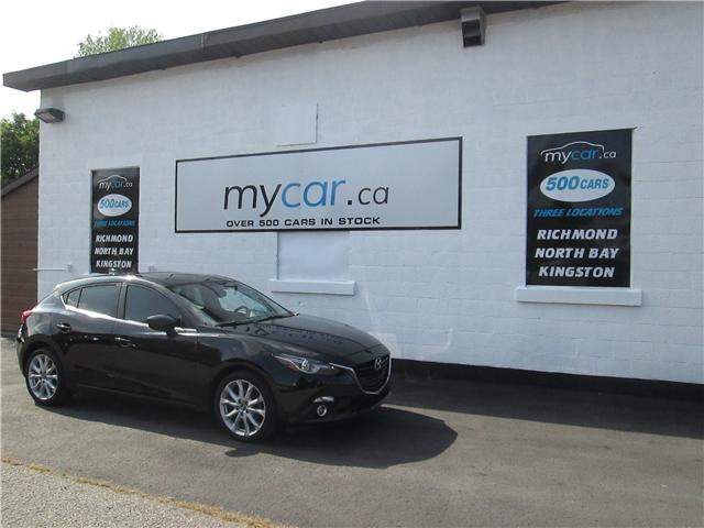 2014 Mazda Mazda3 GT-SKY (Stk: 181151) in Richmond - Image 2 of 12