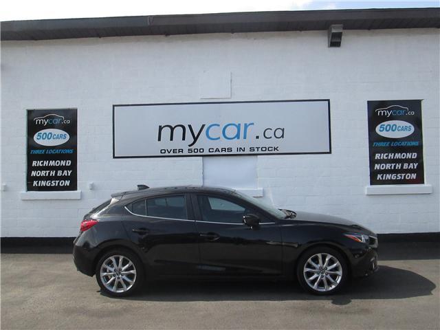 2014 Mazda Mazda3 GT-SKY (Stk: 181151) in Richmond - Image 1 of 12