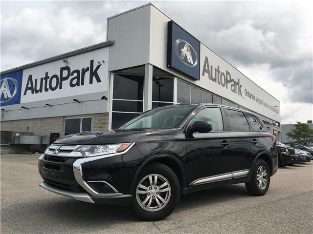 2017 Mitsubishi Outlander ES (Stk: 17-00347JB) in Barrie - Image 1 of 24