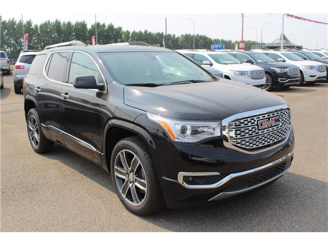 2019 GMC Acadia Denali (Stk: 167014) in Medicine Hat - Image 1 of 30