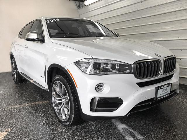 2015 BMW X6 xDrive35i (Stk: 970921) in Vancouver - Image 2 of 27