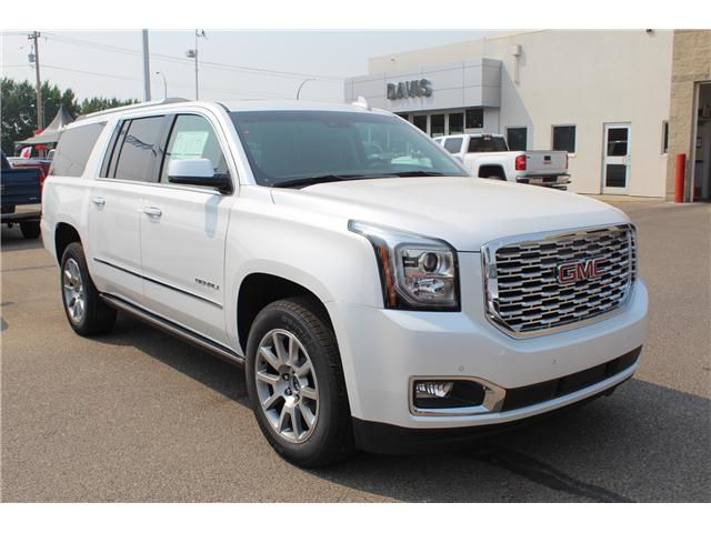 2019 GMC Yukon XL Denali (Stk: 166814) in Medicine Hat - Image 1 of 28