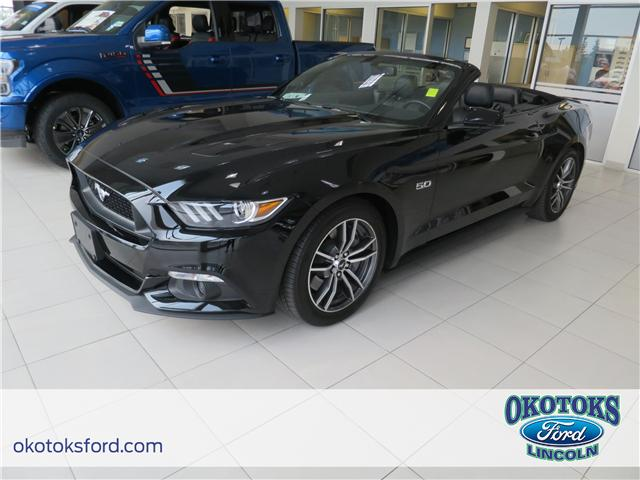 2017 Ford Mustang GT Premium (Stk: B83125) in Okotoks - Image 1 of 19