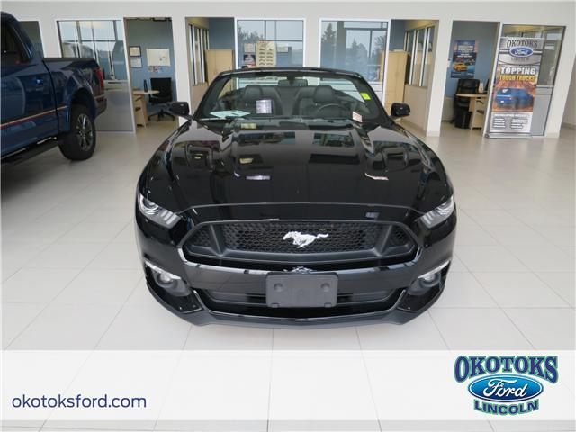 2017 Ford Mustang GT Premium (Stk: B83125) in Okotoks - Image 2 of 19