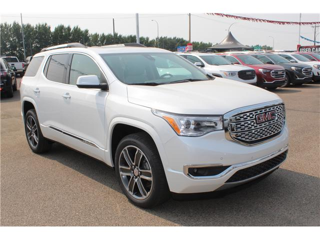 2019 GMC Acadia Denali (Stk: 166916) in Medicine Hat - Image 1 of 30