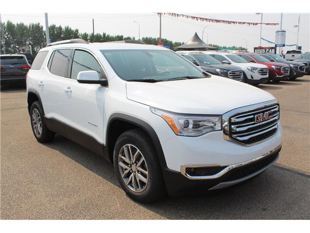 2019 GMC Acadia SLE-2 (Stk: 166954) in Medicine Hat - Image 1 of 28