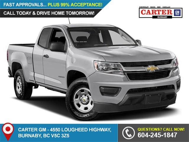 2018 Chevrolet Colorado WT (Stk: D8-86460) in Burnaby - Image 1 of 1