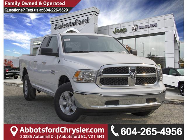 2018 RAM 1500 SLT (Stk: J346839) in Abbotsford - Image 1 of 22