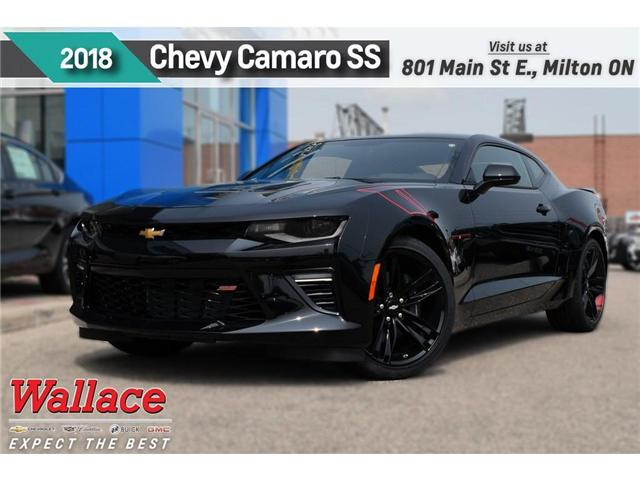 2018 Chevrolet Camaro 2SS (Stk: 183354) in Milton - Image 1 of 10